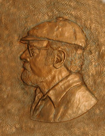 Relief Portrait