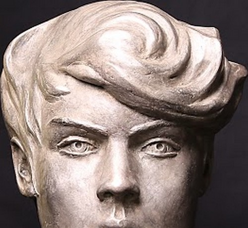 Angel of Despised Love -- for the victims of Orlando / Ange de L'amour Méprisé -- pour les victimes d'Orlando (detail)