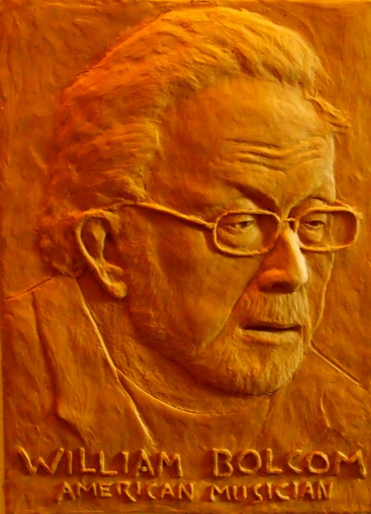 William Bolcom - American Musician
